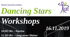 Dancing Stars Workshops